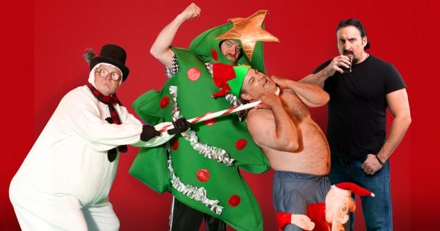 Trailer Park Boys at Ryman Auditorium, Nashville 12/12/21. Buy Tickets HERE on Nashville.com