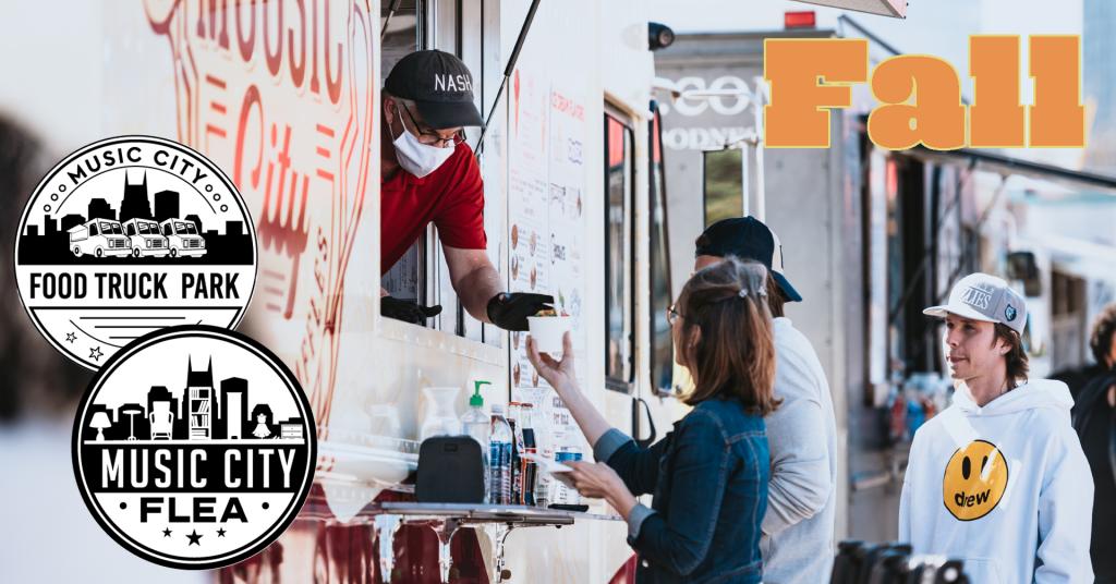 Music City Food Truck Park & Music City Flea Market