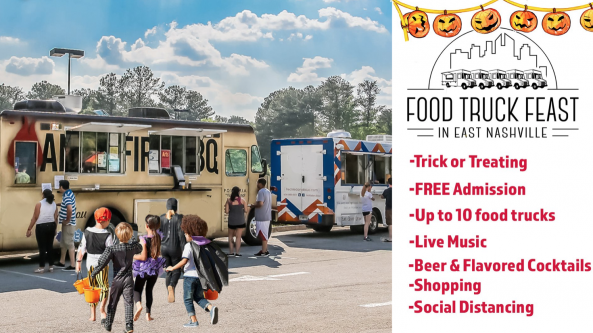 Trunk or Treat with the Food Trucks! Nashville