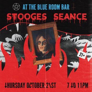 Stooges Seance DJ Night, Blue Room Bar, Third Man Records, Nashville