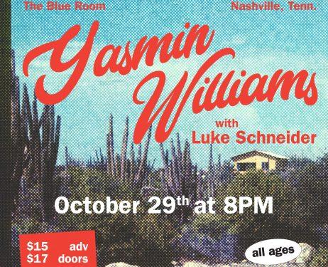 Yasmin Williams Live in The Blue Room, Nashville
