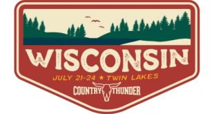 Country Thunder Wisconsin! Tickets, 4 Day Pass. Twin Lakes, WI July 21-24, 2022.