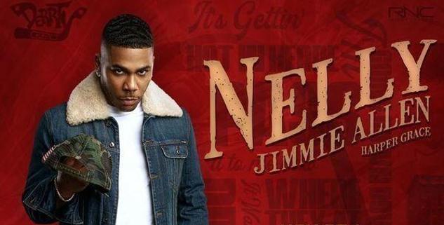 Nelly at Bridgestone Arena, Nashville, 12/5/21. Buy Concert Tickets HERE on Nashville.com