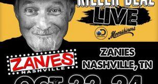 Killer Beaz at Zanies Comedy Night Club, Nashville