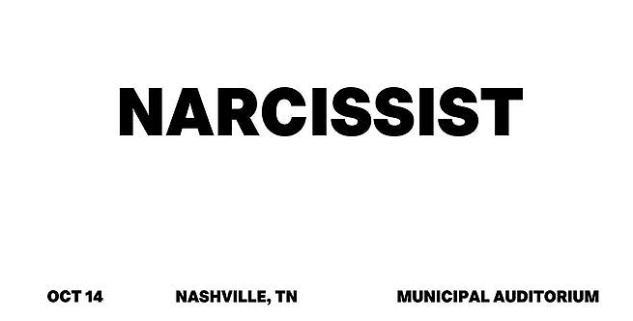 Playboi Carti Concert Nashville 10/14/21. Municipal Auditorium - Narcissist tour. Buy Tickets on Nashville.com