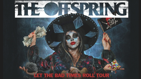 The Offspring at Brooklyn Bowl Nashville, 9/18/21. Buy Show Tickets HERE on Nashville.com
