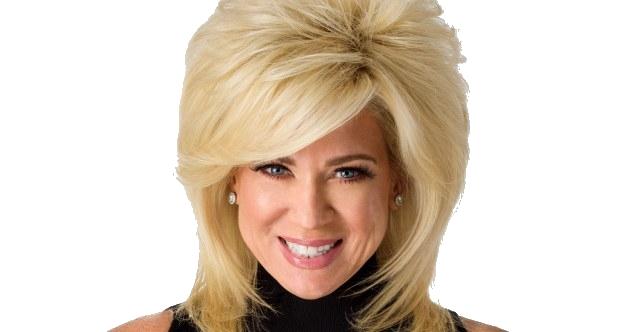 Theresa Caputo at Tennessee Performing Arts Center (TPAC), Nashville, 10/13/21. Buy TICKETS on Nashville.com