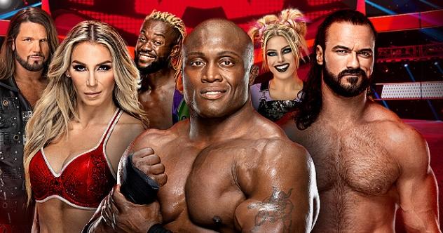 WWE Monday Night Raw Tickets! Bridgestone Arena, Nashville, 10/4/21